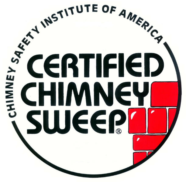 Chimney Safety Institute of America Certified Chimney Sweep logo